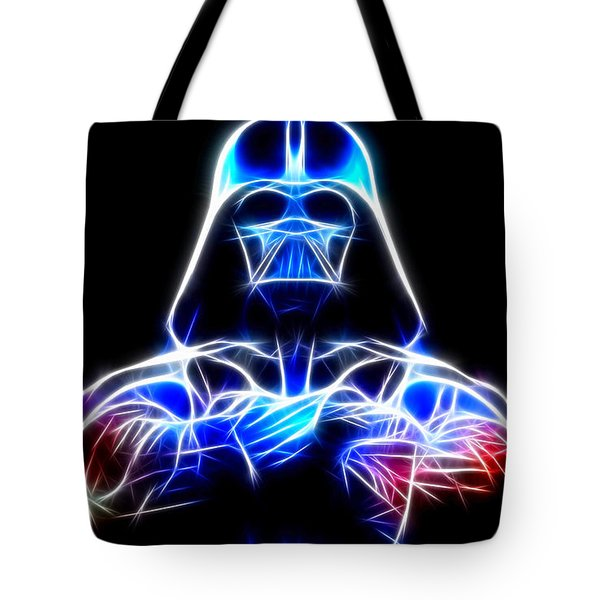 Darth Vader - The Force Be With You Tote Bag