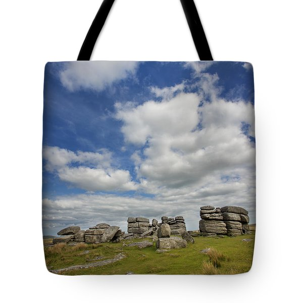 Dartmoor Tor Tote Bag