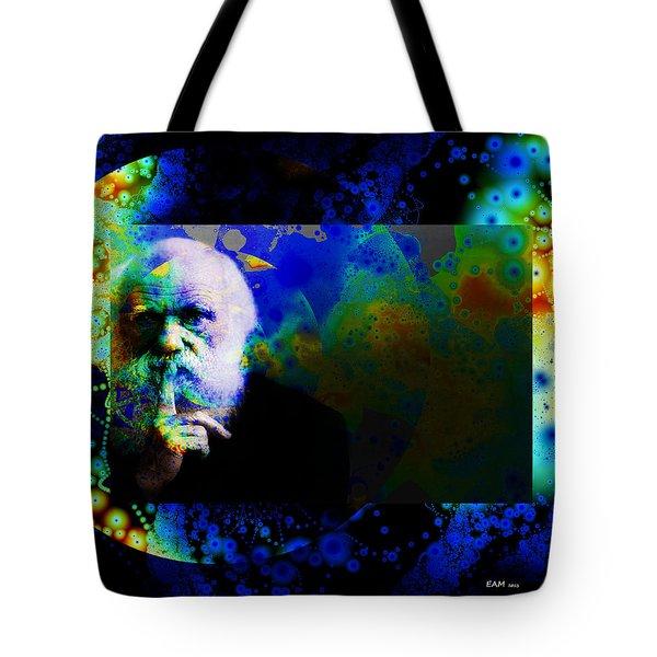 Darwinism Tote Bag