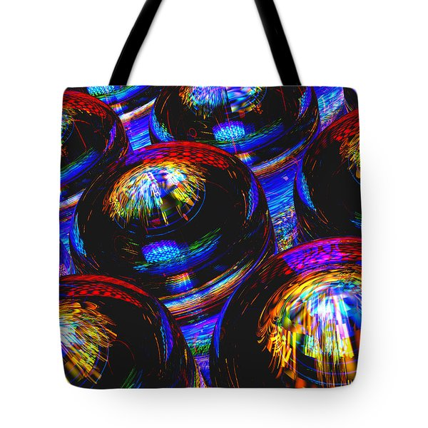 Das Glasperlenspiel Tote Bag by Andreas Thust