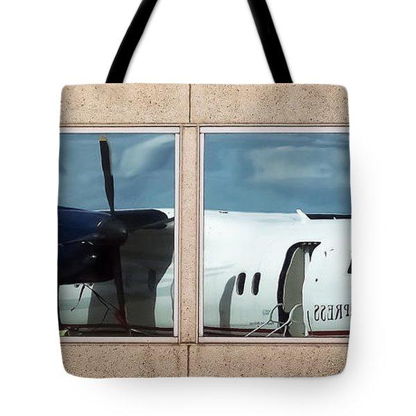 Dash Reflection Tote Bag