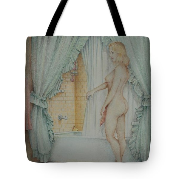 Date Night Tote Bag