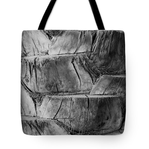 Date Palm Bark Tote Bag