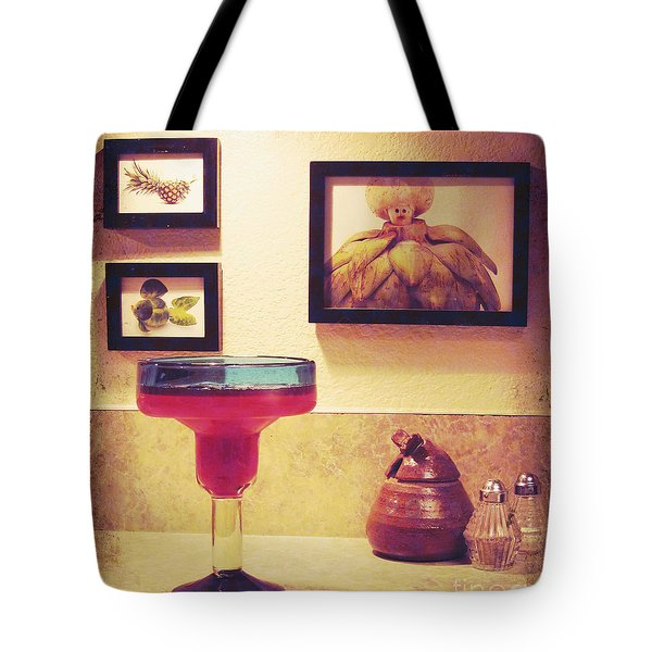 Tote Bag featuring the photograph Date With Self by Meghan at FireBonnet Art