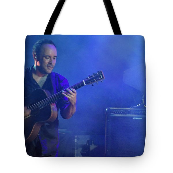 Dave's Little Smile Tote Bag