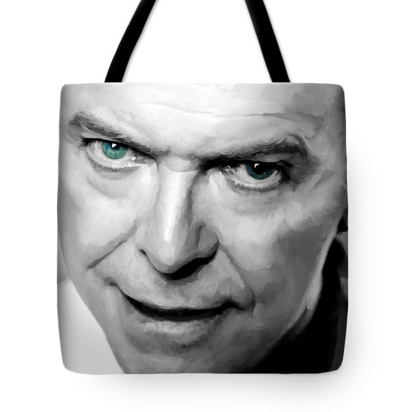 David Bowie In Clip Valentine's Day - 1 Tote Bag