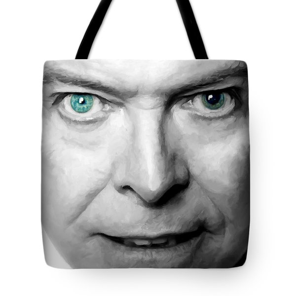 David Bowie In Clip Valentine's Day - 3 Tote Bag