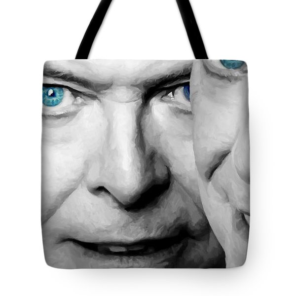 David Bowie In Clip Valentine's Day - 4 Tote Bag