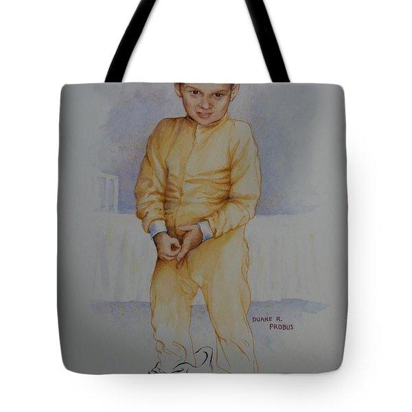 David Tote Bag by Duane R Probus