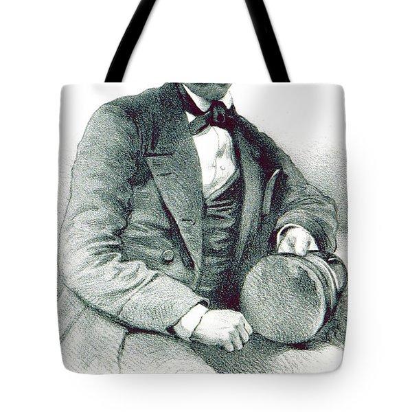 David Livingstone, Scottish Explorer Tote Bag