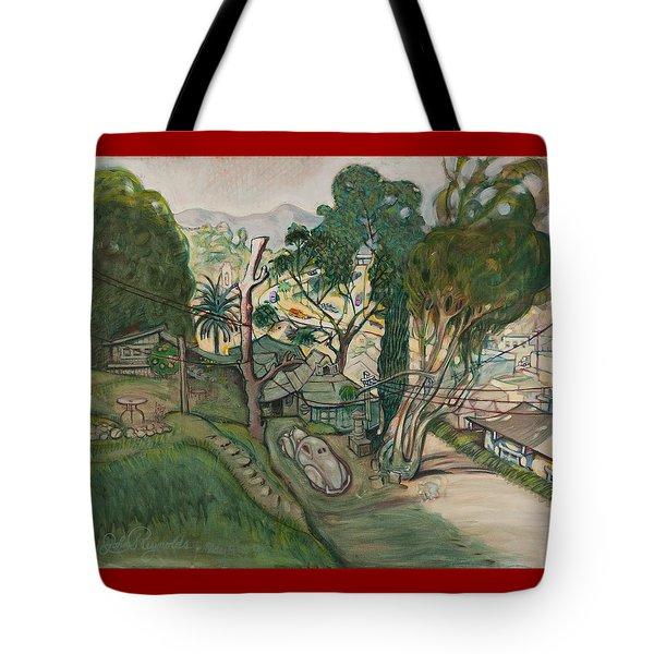 David's House Tote Bag