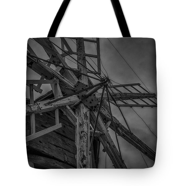Davidson Windmill Tote Bag by Paul Freidlund