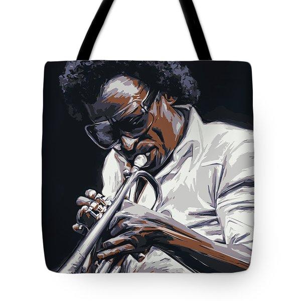 Davis Tote Bag