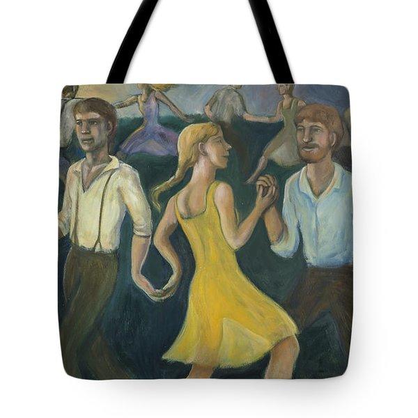 Dawn Dance Tote Bag
