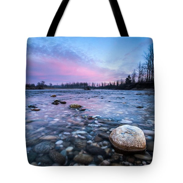 Dawn Tote Bag by Davorin Mance