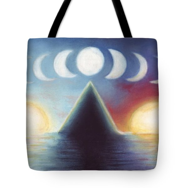 Dawn Dusk And In-between Tote Bag