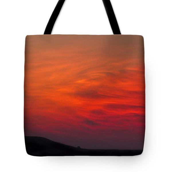 Dawn Glow Tote Bag