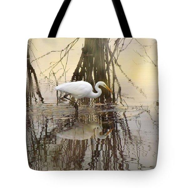 Dawn Hunter Tote Bag