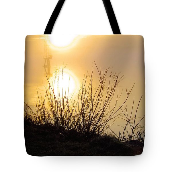 Tote Bag featuring the photograph Dawn Of A New Day by Robyn King