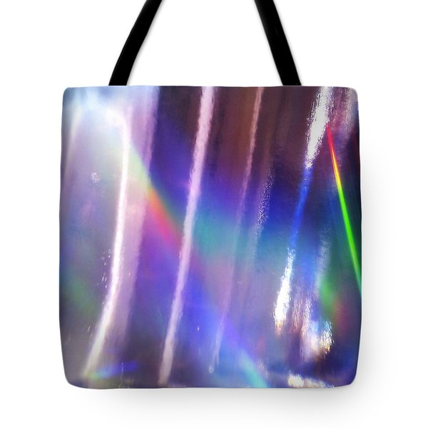 Tote Bag featuring the photograph Dawn Of Creation by Martin Howard
