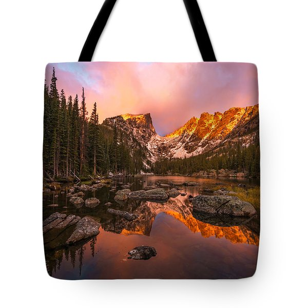 Dawn Of Dreams Tote Bag