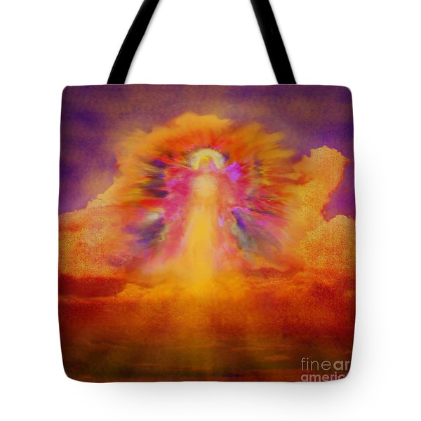 Dawn Sentinal Tote Bag