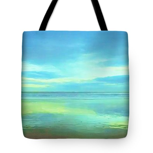 Tote Bag featuring the painting Dawning Glory by Sophia Schmierer