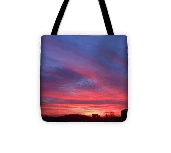 Day Dawning Tote Bag by Diannah Lynch