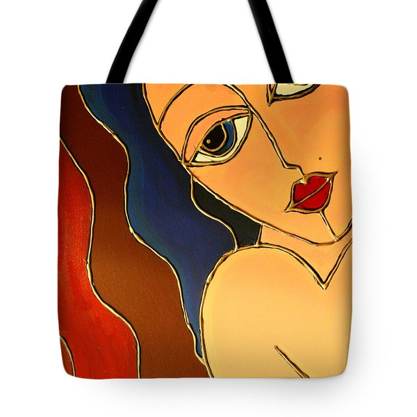 Day Dream Tote Bag by Cynthia Snyder