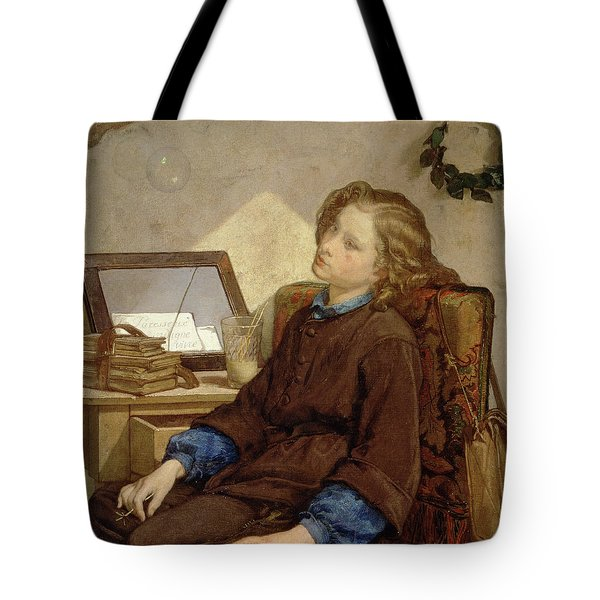 Day Dreams Tote Bag by Thomas Couture