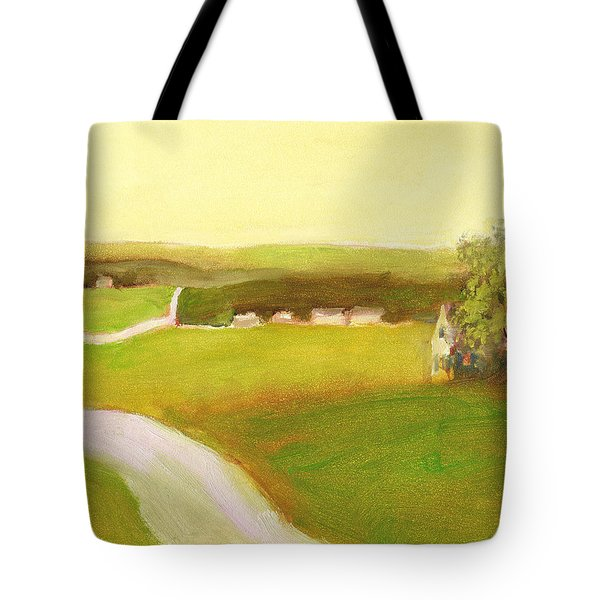 Day In The Country Tote Bag