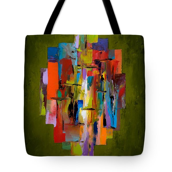 Daybreak Tote Bag by Larry Martin