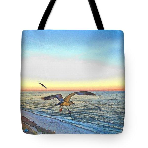 Daybreak Tote Bag