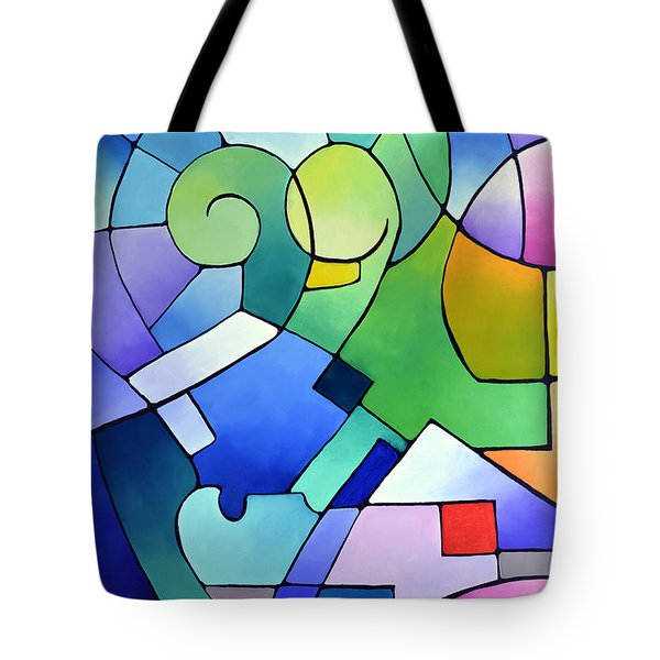 Daydream Canvas One Tote Bag
