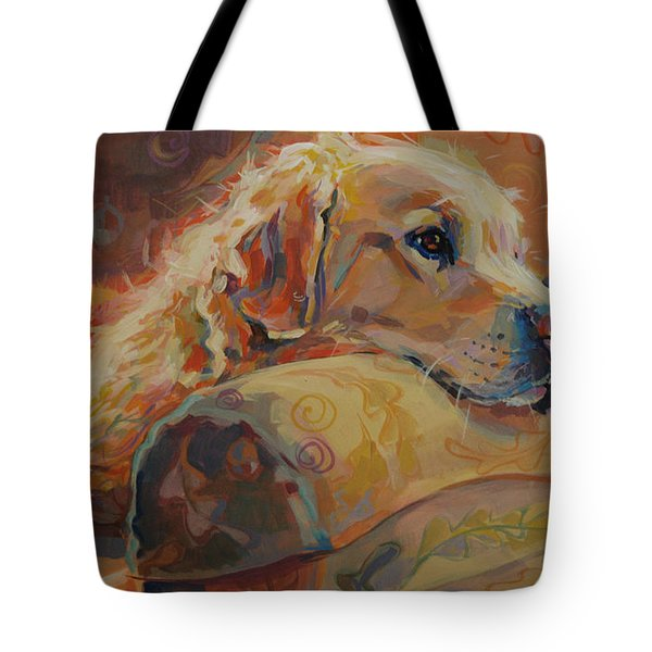Daydream Tote Bag by Kimberly Santini