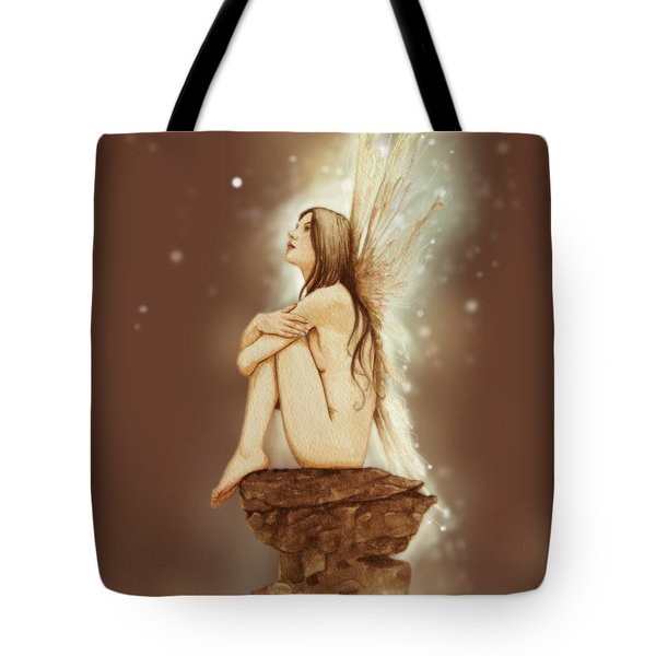 Daydreaming Faerie Tote Bag