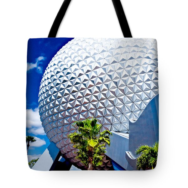 Daylight Dome Tote Bag