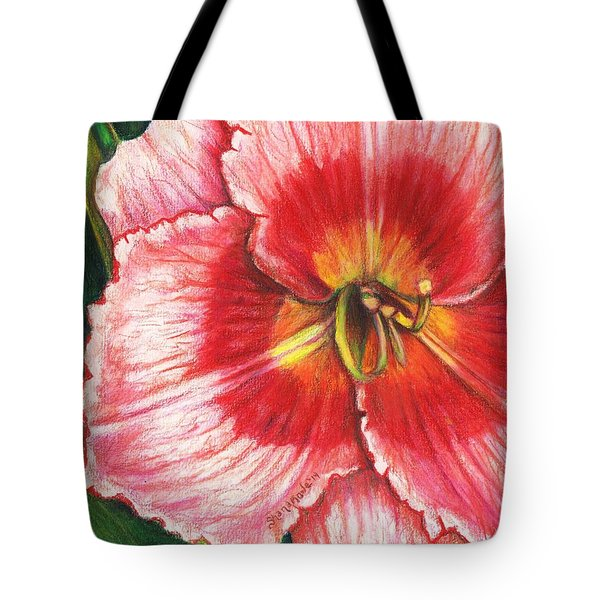 Daylily Delight Tote Bag by Shana Rowe Jackson
