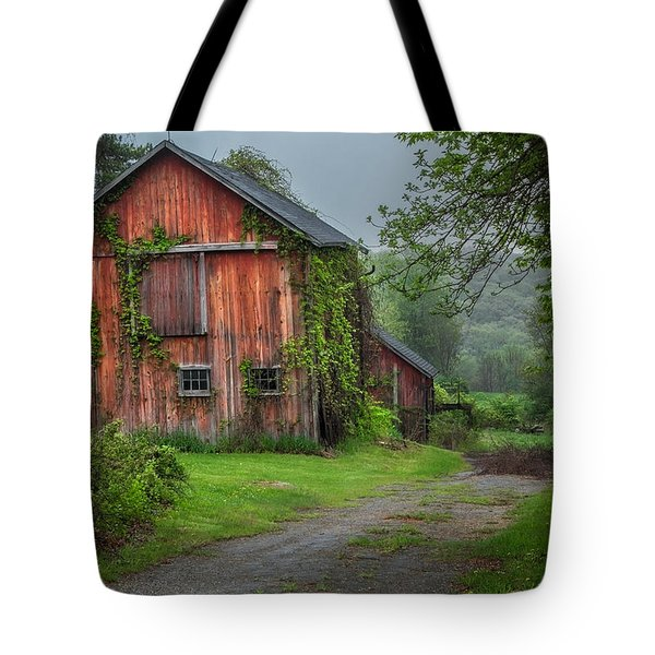 Days Gone By Tote Bag by Bill Wakeley