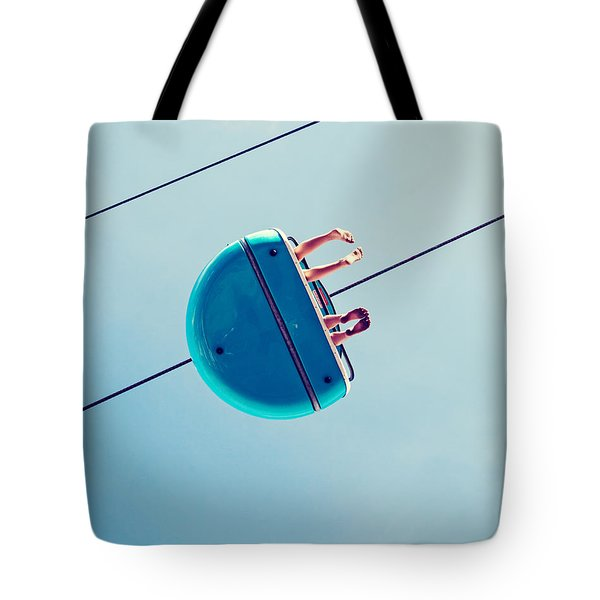 Days Like This - Santa Cruz Tote Bag by Melanie Alexandra Price