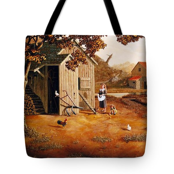 Days Of Discovery Tote Bag