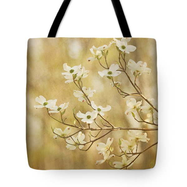 Days Of Dogwoods Tote Bag