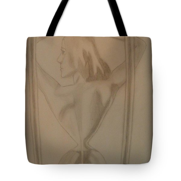 Days Of Our Lives Tote Bag by Thomasina Durkay