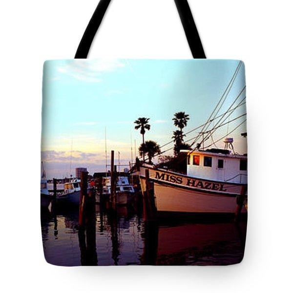 Daytona Beach Fl Last Chance Miss Hazel And Sonny Boy Tote Bag