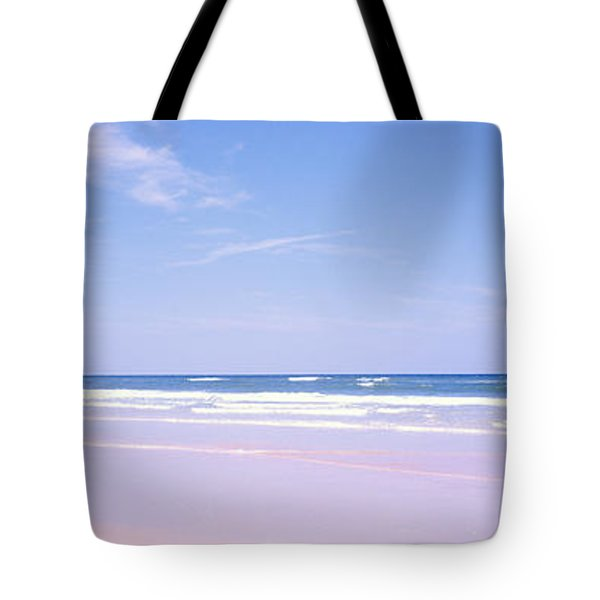 Daytona Beach Fl Life Guard  Tote Bag