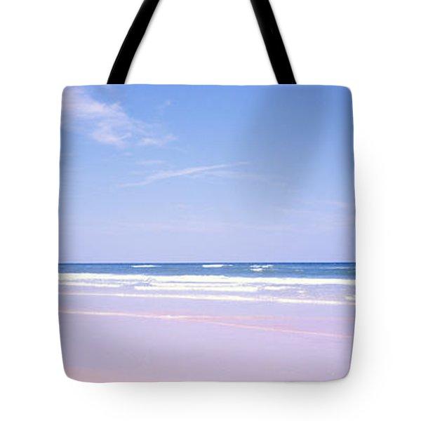 Daytona Beach Fl Life Guard  Tote Bag
