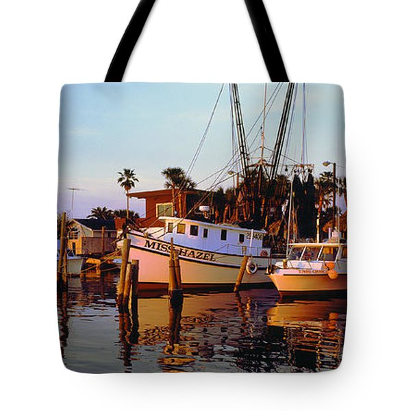 Daytona Sonny Boy And Miss Hazel Tote Bag