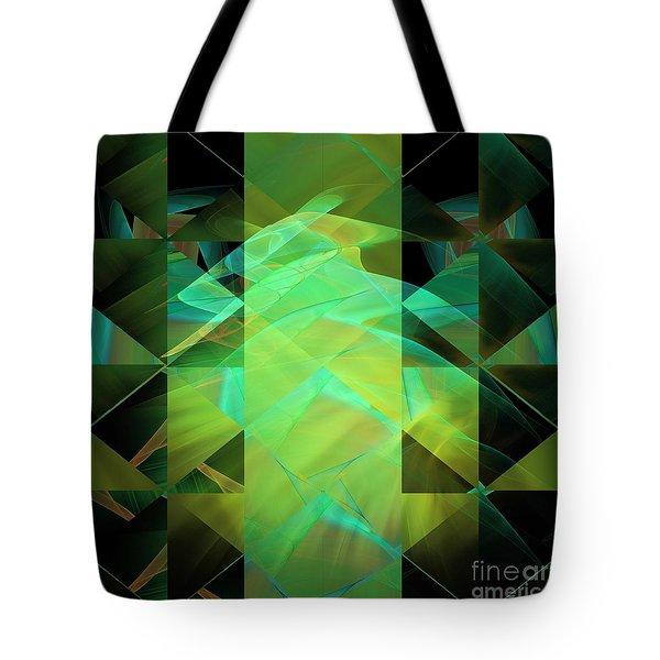 Dazzle Dunes Tote Bag by Elizabeth McTaggart
