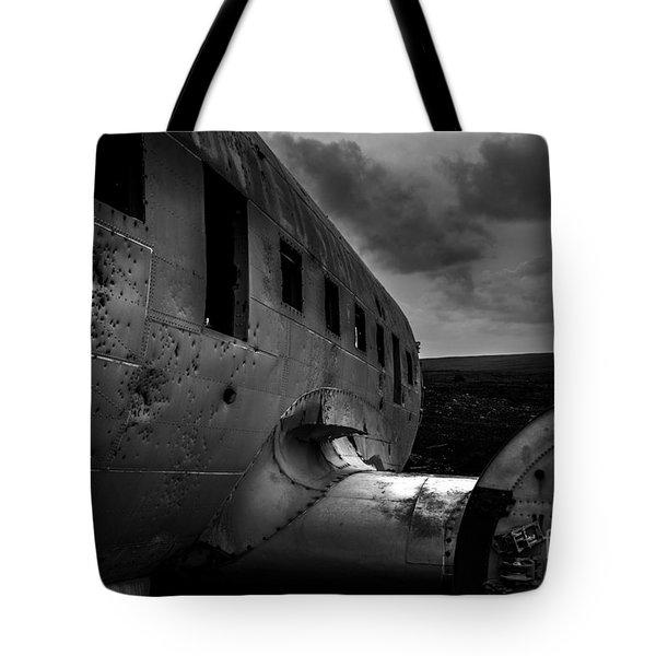 Dc-3 Tote Bag