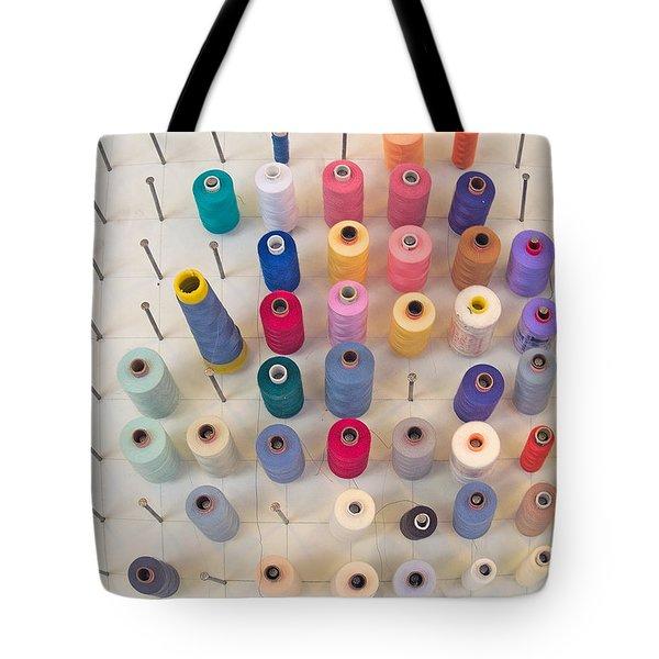 De Klos - Spooled Tote Bag